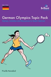 German Olympics Topic Pack ebook by Priscilla Hannaford
