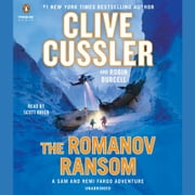 The Romanov Ransom audiobook by Clive Cussler, Robin Burcell