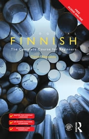 Colloquial Finnish - The Complete Course for Beginners ebook by Daniel Abondolo