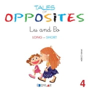 TALES OF OPPOSITES 4 - LU AND PO ebook by Mercé Viana Martínez