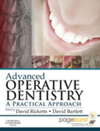 Advanced Operative Dentistry E-Book - A Practical Approach ebook by