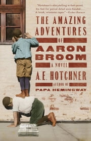 The Amazing Adventures of Aaron Broom - A Novel ebook by A. E. Hotchner