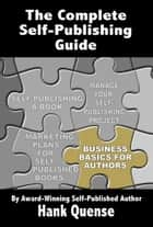 Business Basics for Authors ebook by Hank Quense