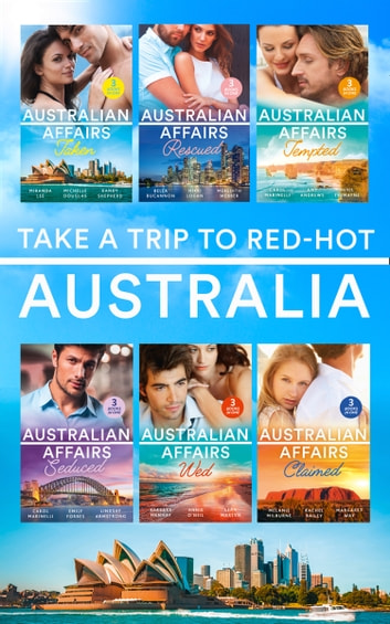 The Australian Affairs Collection (Mills & Boon e-Book Collections) (The Cardinal House, Book 2) ebook by Miranda Lee,Michelle Douglas,Kandy Shepherd,Nikki Logan,Meredith Webber,Carol Marinelli,Amy Andrews,Avril Tremayne,Emily Forbes,Bella Bucannon