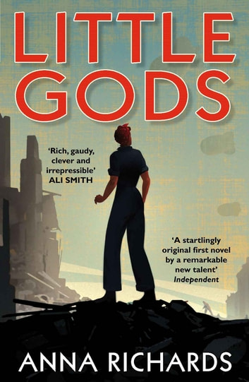 Little Gods ebook by Anna Richards