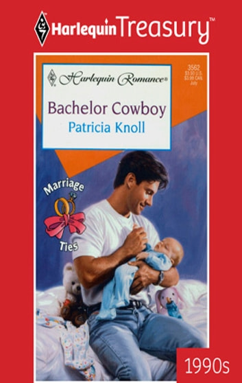 Bachelor Cowboy ebook by Patricia Knoll