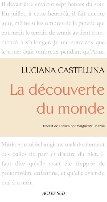La Découverte du monde ebook by Luciana Castellina