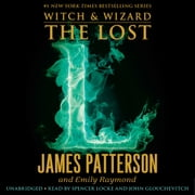 The Lost audiobook by James Patterson, Emily Raymond