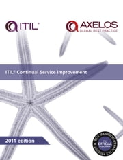 ITIL Continual Service Improvement ebook by AXELOS