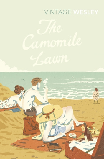 The Camomile Lawn ebook by Mary Wesley
