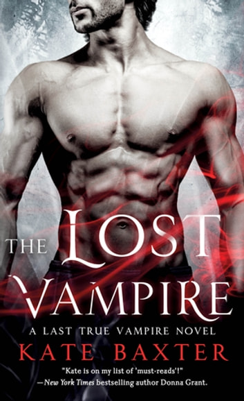The Lost Vampire ebook by Kate Baxter