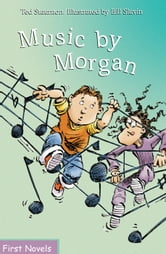 Music By Morgan ebook by Ted Staunton