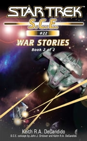 War Stories Book 2 ebook by Keith R. A. DeCandido