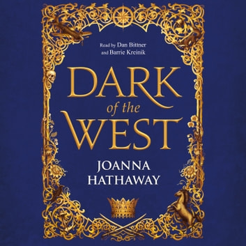 Dark of the West audiobook by Joanna Hathaway