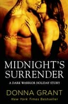 Midnight's Surrender ebook by Donna Grant