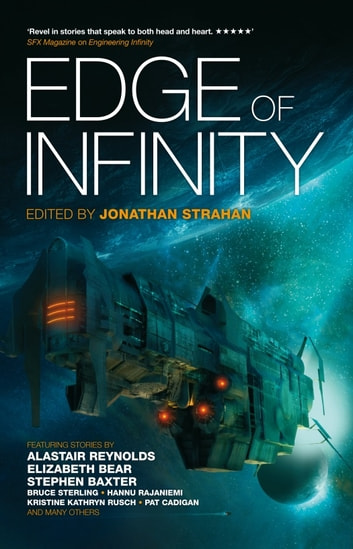 Edge of Infinity ebook by Hannu Rajaniemi,Pat Cadigan