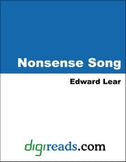 Nonsense Song ebook by Lear, Edward