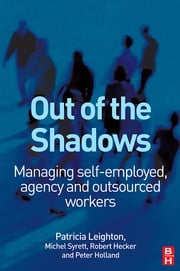 Out of the Shadows ebook by Michel Syrett,Patricia Leighton,Robert Hecker,Peter Holland
