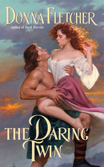 The Daring Twin ebook by Donna Fletcher
