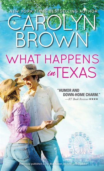 What Happens in Texas ebook by Carolyn Brown