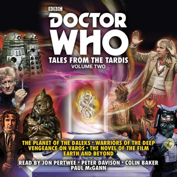Doctor Who: Tales from the TARDIS: Volume 2 - Multi-Doctor Stories audiobook by Terrance Dicks,Philip Martin,Gary Russell