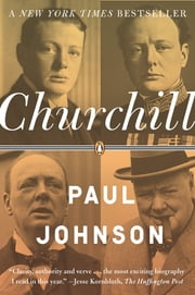Churchill ebook by Paul Johnson