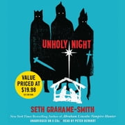 Unholy Night audiobook by Seth Grahame-Smith