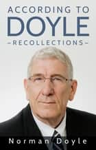According to Doyle ebook by Norman Doyle