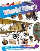 World War I ebook by DK
