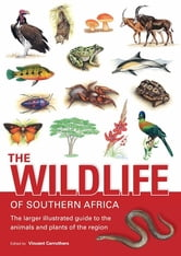The Wildlife of Southern Africa ebook by Vincent Carruthers