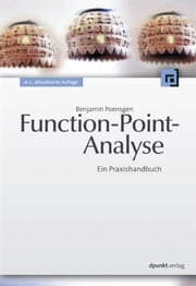 Function-Point-Analyse - Ein Praxishandbuch ebook by Benjamin Poensgen
