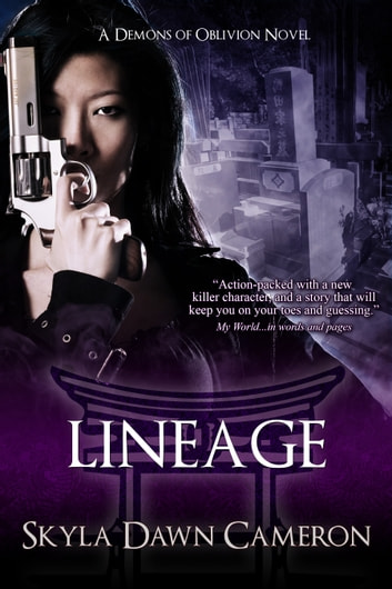 Lineage ebook by Skyla Dawn Cameron