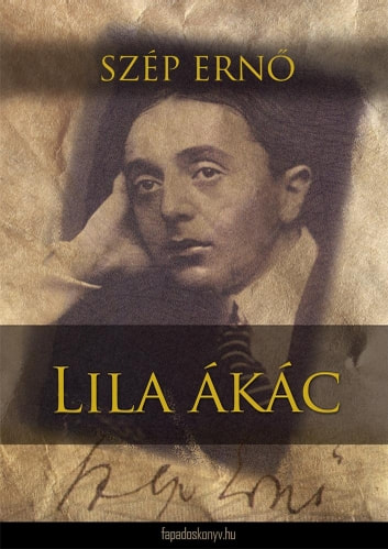 Lila ákác ebook by Szép Ernő