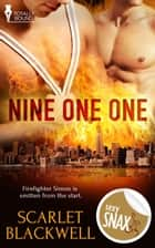 Nine One One ebook by Scarlet  Blackwell