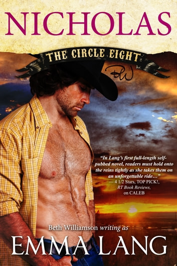 The Circle Eight: Nicholas ebook by Emma Lang
