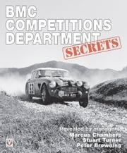 BMC Competitions Department Secrets ebook by Peter Browning,Marcus Chambers,Stuart Turner