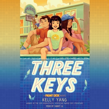 Three Keys luisterboek by Kelly Yang