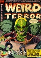 The Weird Terror Comic Book 5 - Ghostly Tales ebook by Comic Media