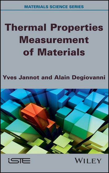 Thermal Properties Measurement of Materials (Material Science Technology) photo