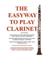 THE EASYWAY TO PLAY CLARINET ebook by Joseph G Procopio
