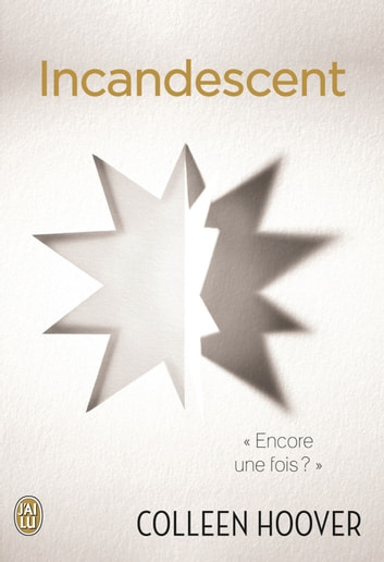Incandescent ebook by Colleen Hoover