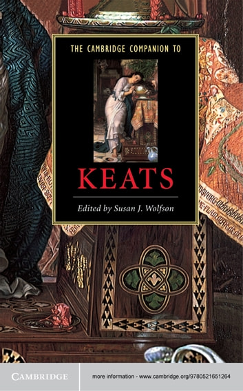 The Cambridge Companion to Keats ebook by