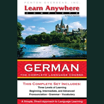 German - The Complete Language Course audiobook by Henry N. Raymond