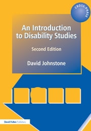 An Introduction to Disability Studies ebook by David Johnstone
