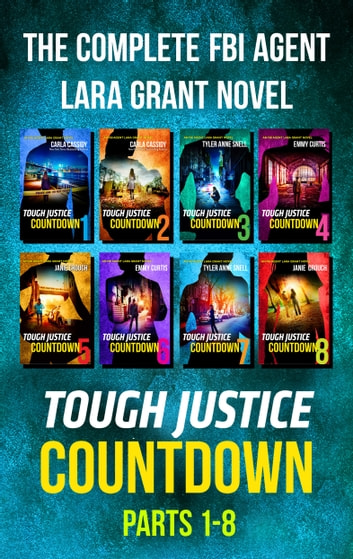 Tough Justice: Countdown Complete Collection 電子書 by Carla Cassidy,Tyler Anne Snell,Emmy Curtis,Janie Crouch
