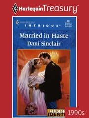 Married in Haste ebook by Dani Sinclair