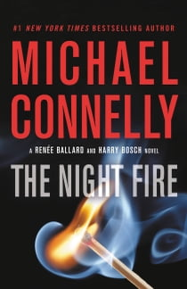 The Night Fire e-bog by Michael Connelly