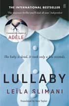 Lullaby ebooks by Leïla Slimani