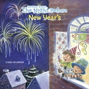 The Night Before New Year's ebook by Natasha Wing,Amy Wummer,Gregory St. James
