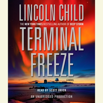 Terminal Freeze audiobook by Lincoln Child